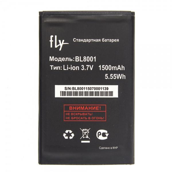 Аккумулятор Fly BL8001 для IQ4490, IQ436, IQ436i (MT4481)