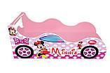 Кровать машинка Минни машина серии Драйв Minnie, фото 3