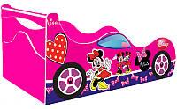 Кровать машинка Минни машина серии Драйв Minnie, фото 1