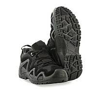 Кроссовки тактические M-Tac Alligator Black, Черный, 41 (UA)