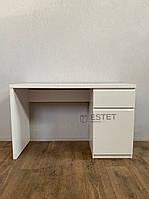Стол для маникюра или макияжа на одну тумбу ES146