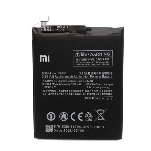 Аккумулятор Xiaomi BM3B для Mi Mix 2, Mi Mix 2s 3400 мА*ч (T117701)