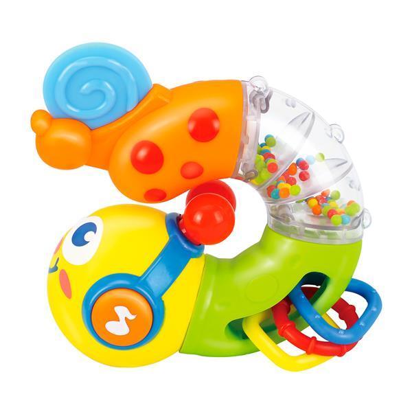 Іграшка Hola Toys Музичний черв'ячок (917)