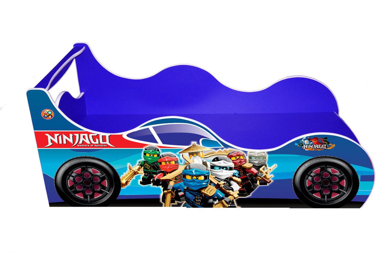 Кровать машинка Ниндзяго машина серии Драйв Ninjago
