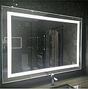 Зеркало для ванной с LED подсветкой Лайт Z3 80*68см, фото 2