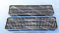 Решетка воздухозаборника капота 2103-2106 комплект 2шт., фото 1
