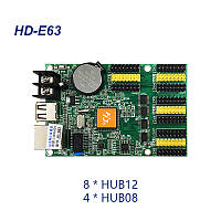 Контроллер для светодиодного экрана P10 HD-E63