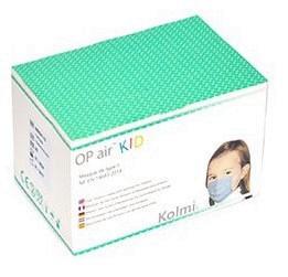 Медицинские детские (хирургические) маски от 0 до 5 лет с петлями для ушей № 50