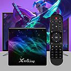 X88 King 4/128, S922X, Android 9, BT 5.0, Smart TV Box, Смарт ТВ Приставка (+ Налаштування), фото 4