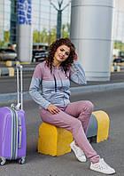 Костюм спортивный женский в расцветках 41832, фото 1