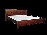 Деревянная кровать Глория 140*200