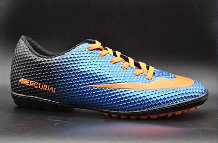 Футзалки мужские бампы обувь для футбола 44 размер, фото 2