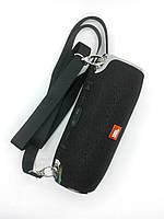 Портативная колонка JBL XTREME mini 12 (Bluetooth, USB, 2 динамика) Black
