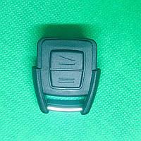 Корпус авто ключа Opel (Опель) Астра G, Вектра, Зафира, Фронтера, Vectra, Astra G,Zafira, 2 ― кнопки