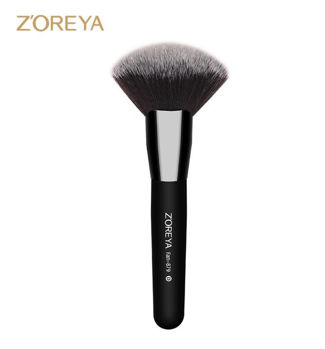 Кисть веерная для макияжа Zoreya Fаn-879