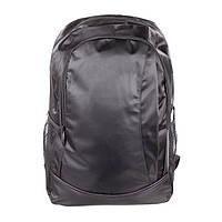 Мужской черный рюкзак среднего размера GO1-8001 Черный