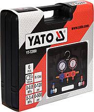 Набор для обслуживания систем кондиционирования YATO YT-72990, фото 2