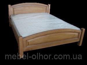 Кровать деревянная Верона 2 (200*200)