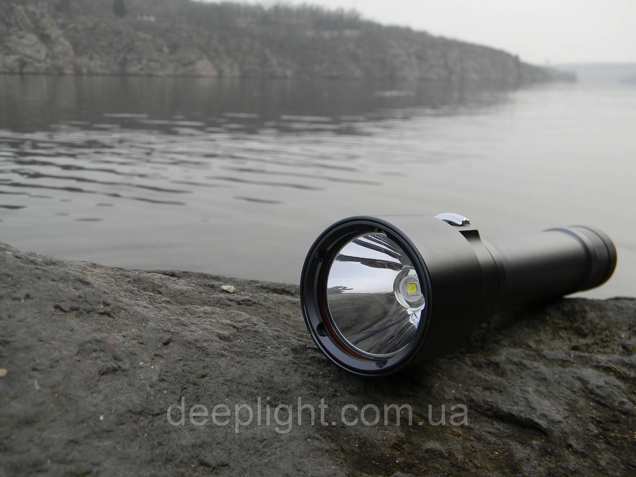 Профессиональный подводный фонарь Deeplight Pro XM-L2 10W Поисковый