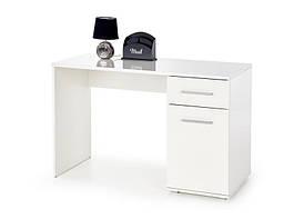 Стол письменный LIMA B-1 белый 120 (Halmar)