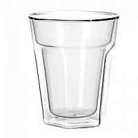 Набор стаканов  с двойным дном / двойными стенками 2 шт  330 мл