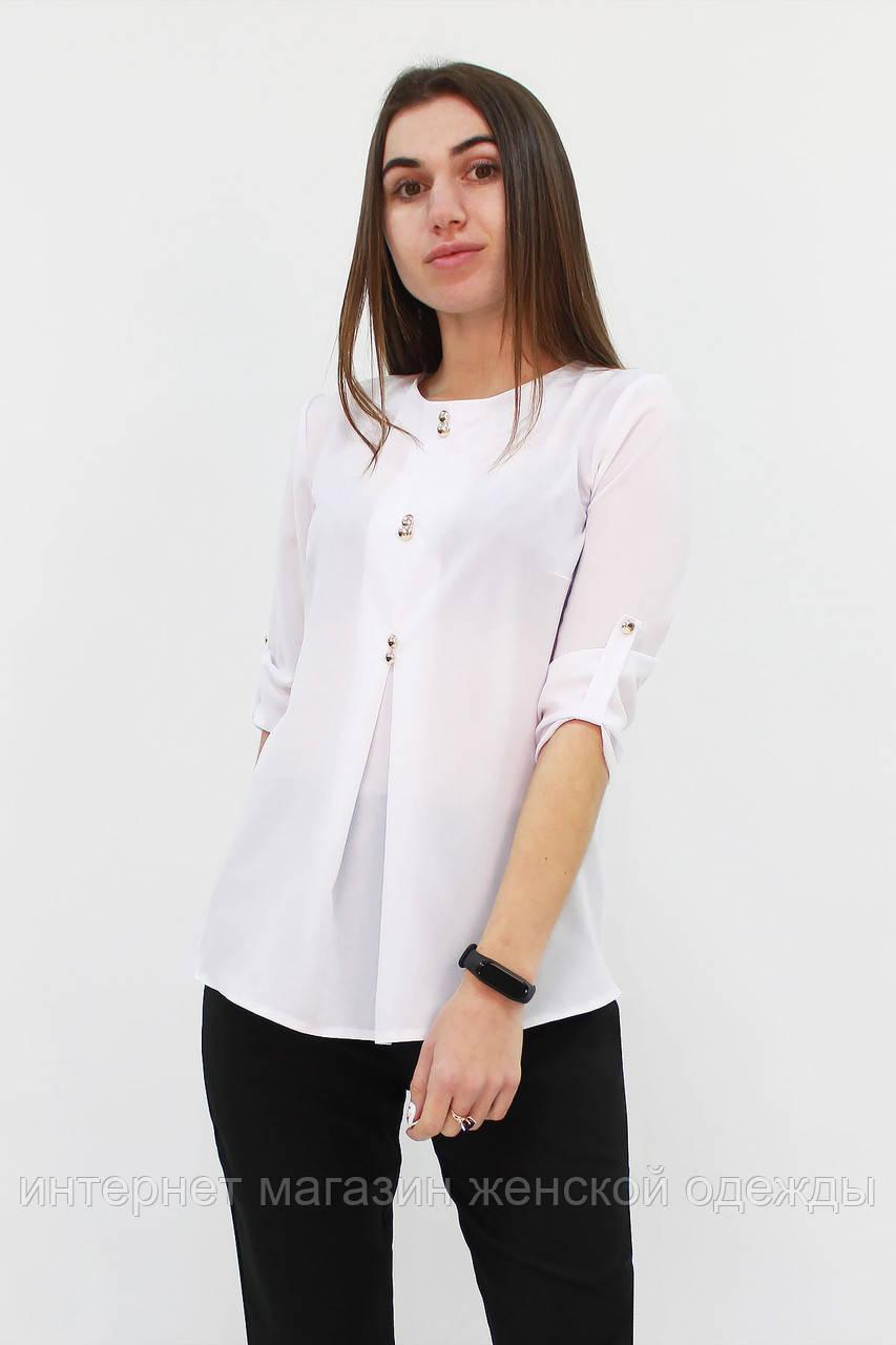 S, M, L, XL / Стильна жіноча блузка Levis, білий