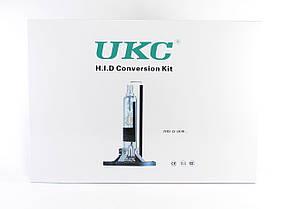Комплект ксенон UKC H3 HID XENON 6000K, фото 2