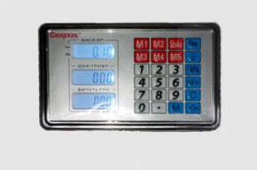 Электронное табло, голова для весов 300кг ACS G5, фото 2