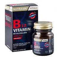Витамин В12 nutraxin 60 таблеток Biota Диетическая добавка