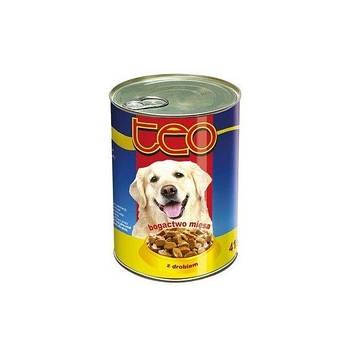 Консерва ТЕО для собак с курицей, 415г