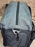 Спортивная сумка off white мессенджер Есть позиции обуви дорожная сумка только ОПТ, фото 3