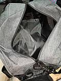 Спортивная сумка off white мессенджер Есть позиции обуви дорожная сумка только ОПТ, фото 5
