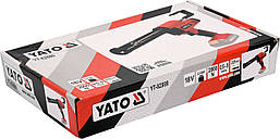 Пистолет для клея и герметика аккумуляторный YATO YT-82889, фото 2