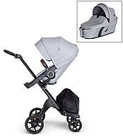 Візок дитячий Stokke Xplory V 6 Grey Melange