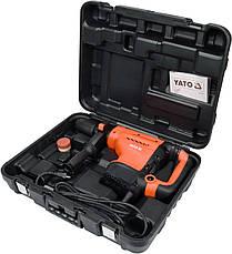 Відбійний молоток SDS-Max YATO YT-82131, фото 2
