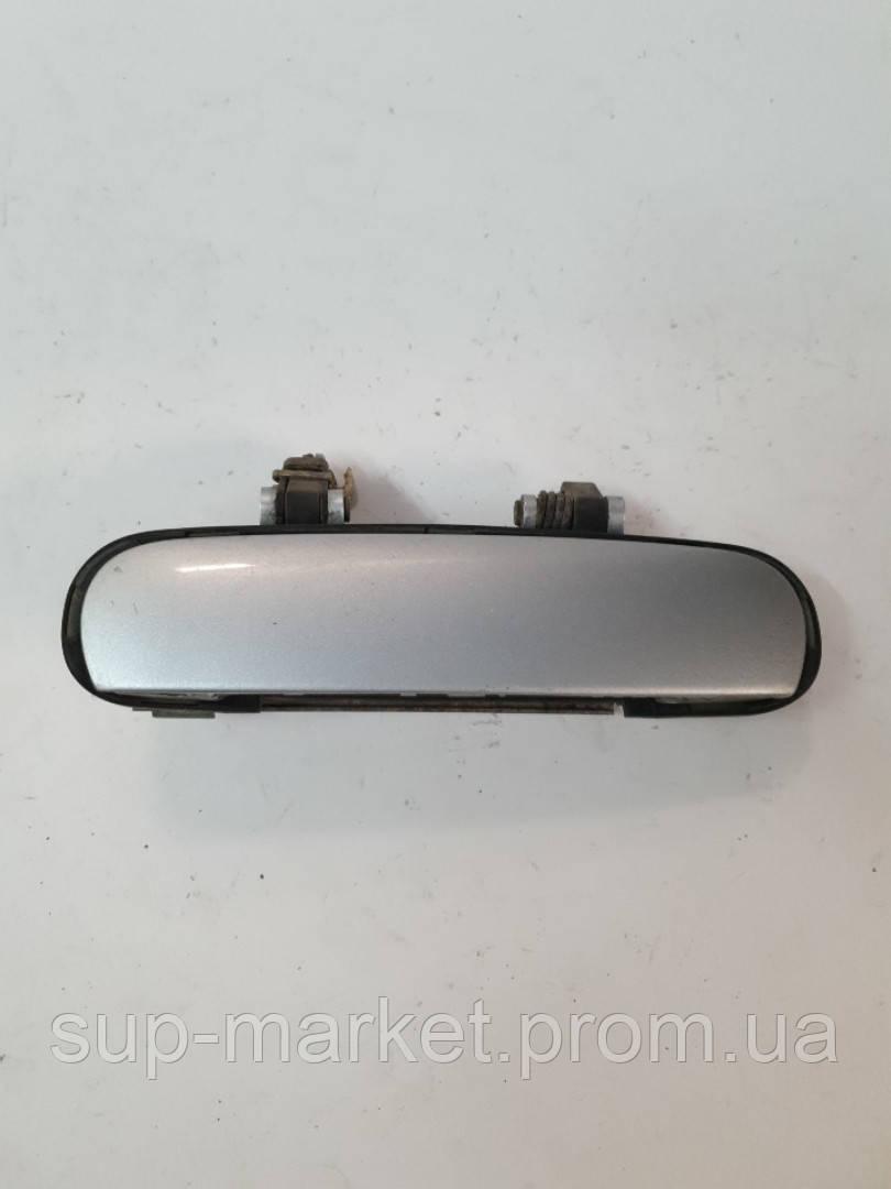 4B2837886 Ручка двери серебристый металик Audi A6 C5 2.5TDI 1997-2004
