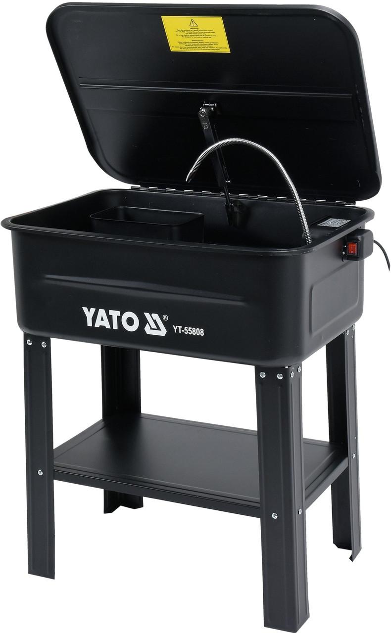 Стационарная электрическая мойка 80 л YATO YT-55808
