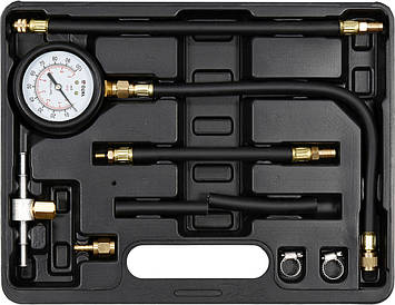 Прибор для измерения давления топлива 9 пр. YATO YT-73024