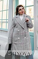 Кашемировое пальто Украина батал Размеры: 48-50, 52-54, 56-58, 60-62