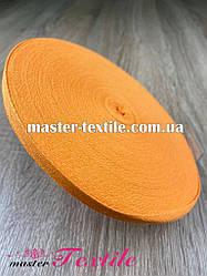 Киперная лента 1 см., х/б 50 ярд (оранжевая)