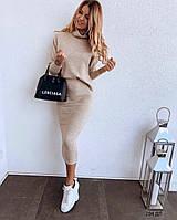 Женский ангоровый костюм 204 ДП, фото 1