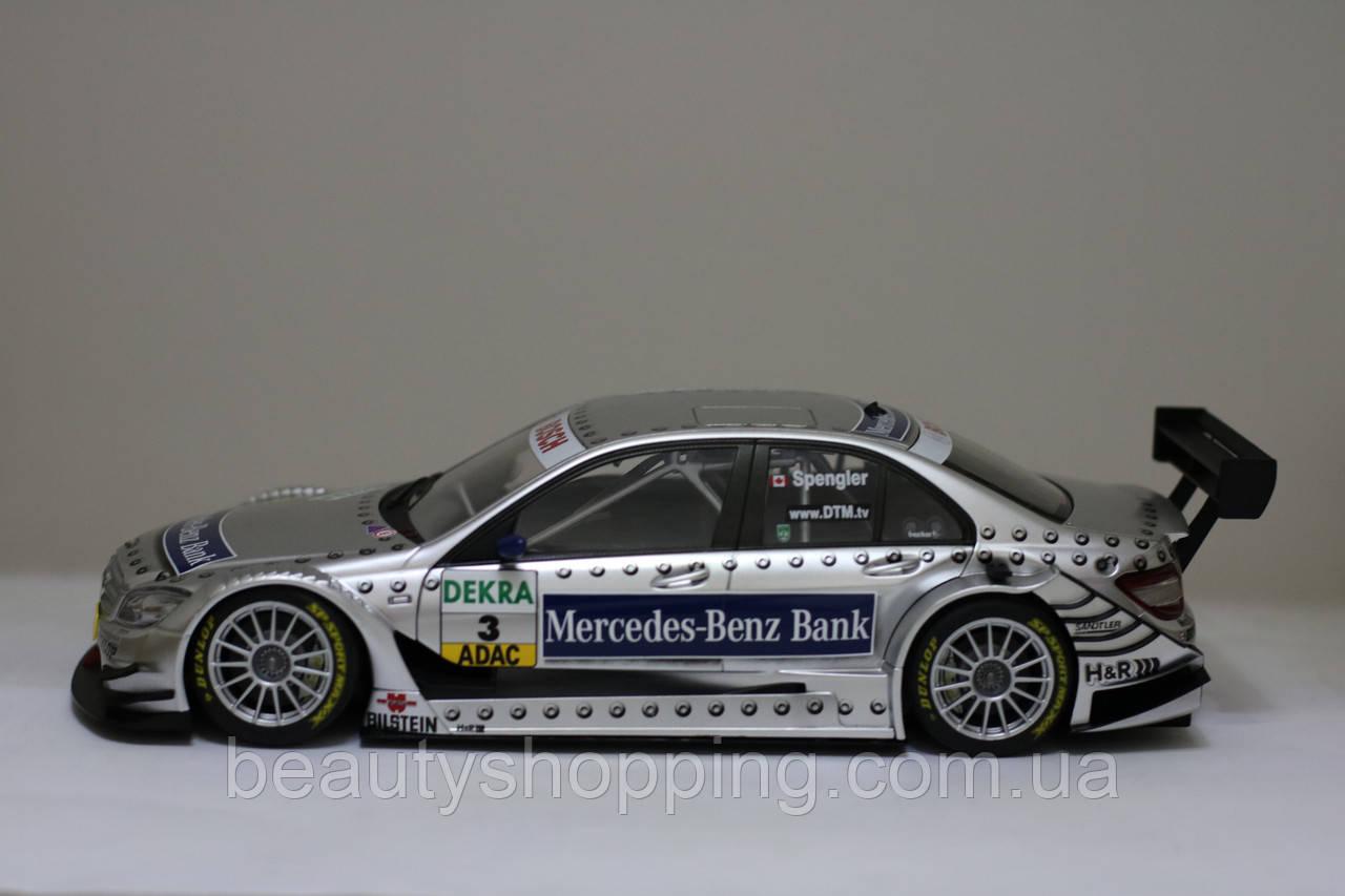 Mercedes-Benz C-Class DTM #3 колекционный автомобиль AUTOart 1:18