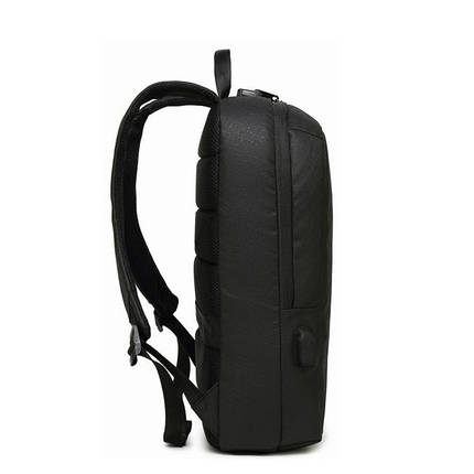 Рюкзак для ноутбука 15.6 Frime Crosstech Black, фото 2