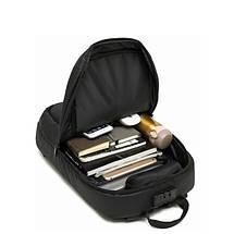 Рюкзак для ноутбука 15.6 Frime Crosstech Black, фото 3