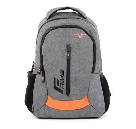 Рюкзак для ноутбука 15.6 Frime Hamster Grey, фото 2