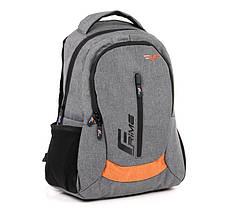 Рюкзак для ноутбука 15.6 Frime Hamster Grey, фото 3