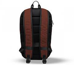 Рюкзак для ноутбука 15.6 Frime Keeper Dark red, фото 2
