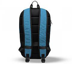 Рюкзак для ноутбука 15.6 Frime Keeper Light blue, фото 2