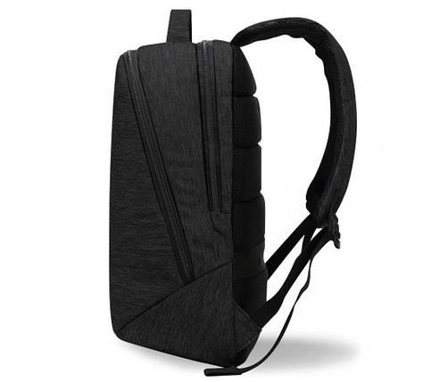 Рюкзак для ноутбука 15.6 Frime Whitenoise Black, фото 2