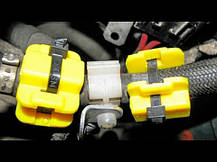 Система снижения расхода ( Экономитель ) топлива Fuel Stop Professional FuelFree два магнита, фото 2